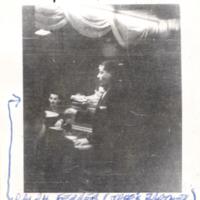 Tito Puente Band performing at The Palladium